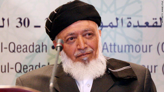 Turban bomb kills key Afghan political leader