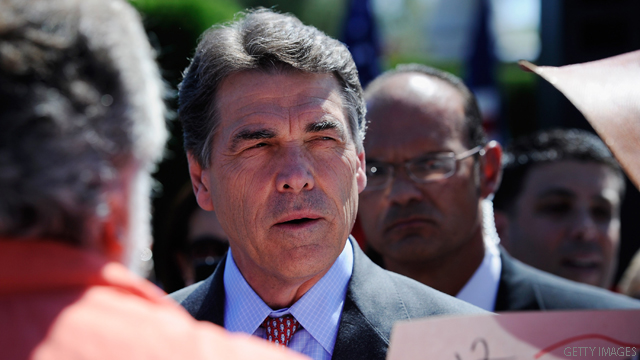 Perry weighs in on Palestinian statehood controversy