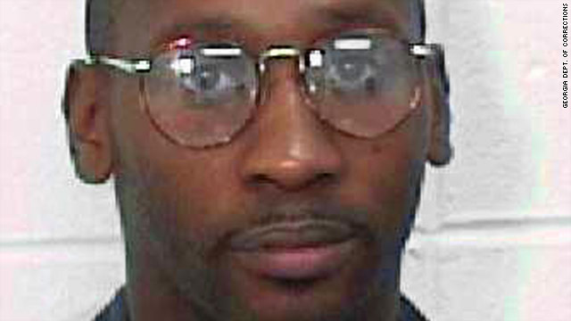 Overheard on CNN.com: Spare Troy Davis