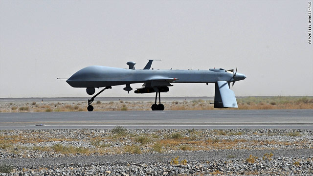 Report: U.S. setting up drone bases in Africa, Indian Ocean