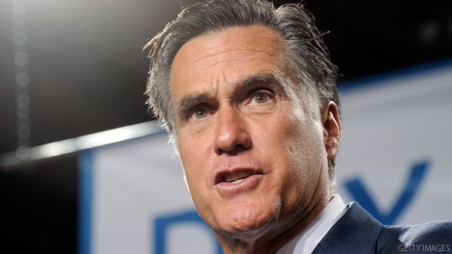 Romney: Obama 'trying to fool people'