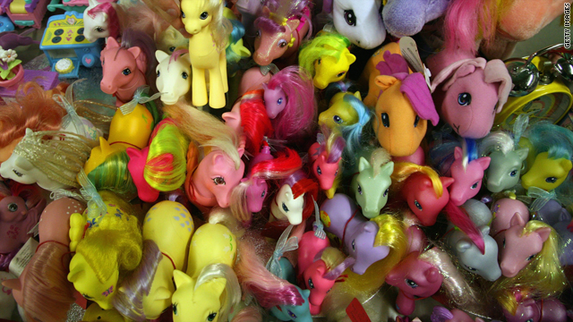 The Throwback: 'My Little Pony'