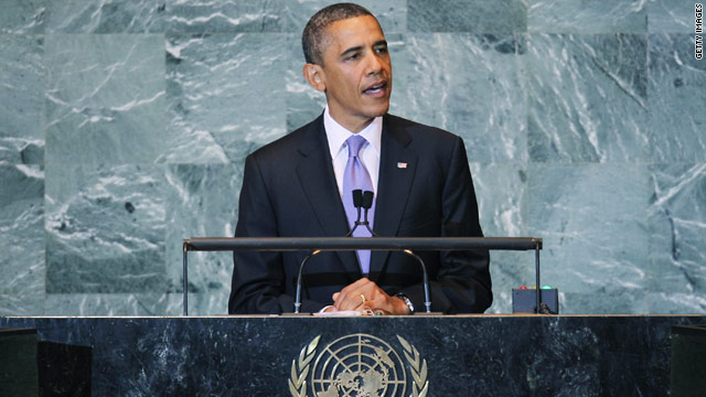 BLITZER'S BLOG: Obama avoids tough talk on Israeli-Palestinian conflict