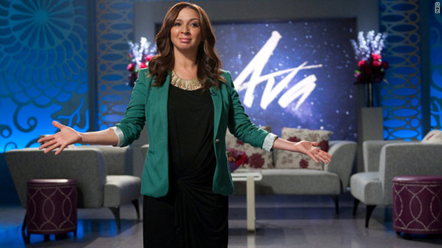 Maya Rudolph can identify with 'Up All Night'
