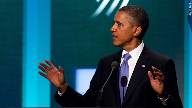 Poll: Majority of Americans blame Obama for economy