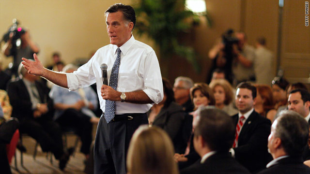 Poll: Romney overwhelming front-runner in N.H.