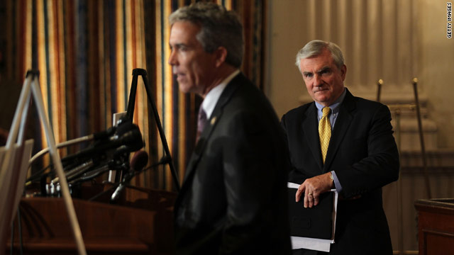 Freshmen congressmen to face-off in GOP primary