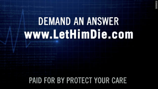 New ad targets GOP candidates over health care