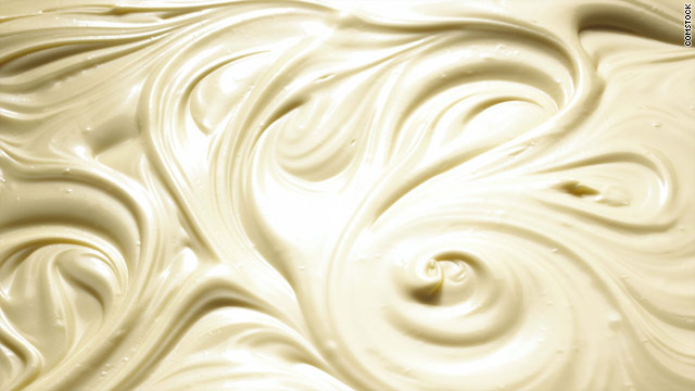 Breakfast buffet: National white chocolate day