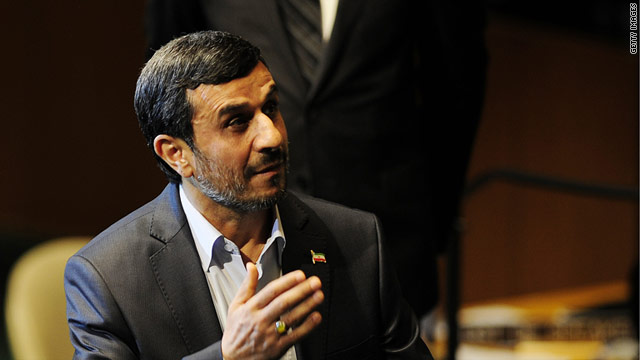 Several delegations walk out on Ahmadinejad speech