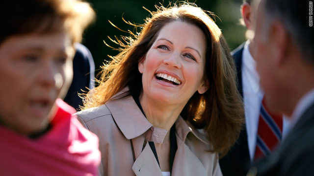 Bachmann: Social conservatives 'don't have to settle' in 2012