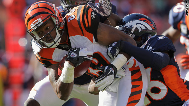 Authorities: 2.5 pounds of pot sent to home of Bengals player