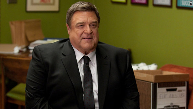 John Goodman rings in season 3 of 'Community'