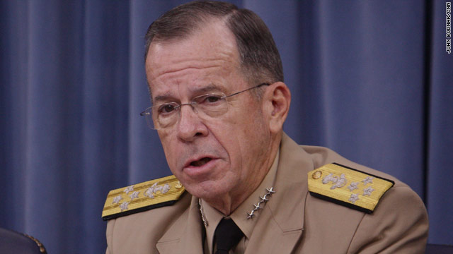 Tough words for Pakistan from the exiting Joint Chiefs chairman