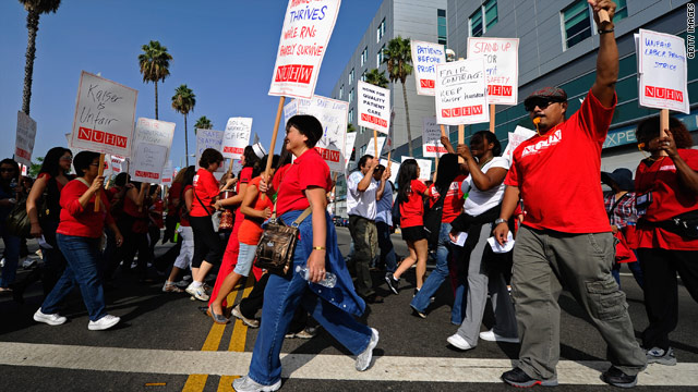 On the Radar: Nurses' strike, Obama speech, Taiwan arms