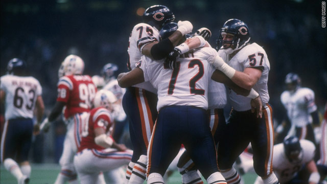 Da Bears to receive overdue White House honor