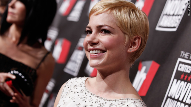 Michelle Williams dreams of quitting to write love letters