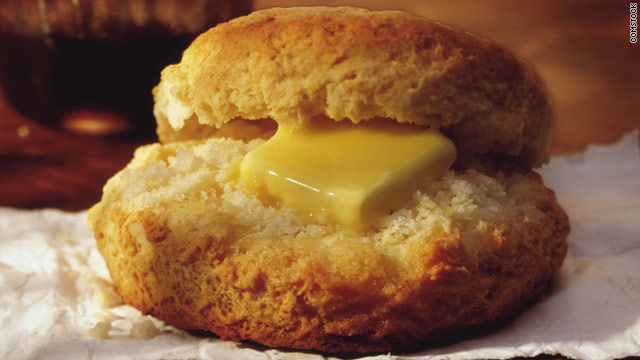 Breakfast buffet: National biscuit month