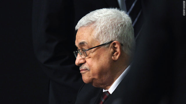 On the Radar: Palestinians' bid, falling satellite, wobbly stocks