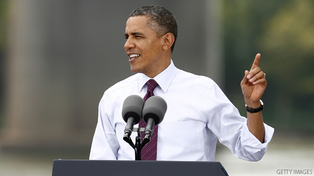 Obama heads to Colorado pushing jobs plan