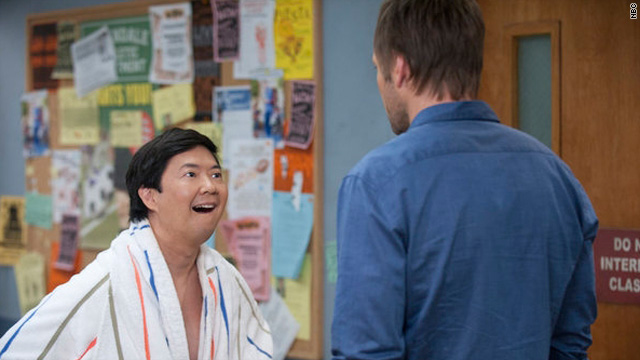 'Community' is back: More fun, but still weird