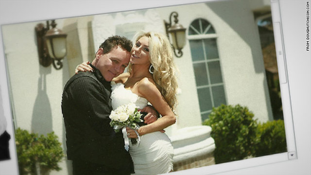 Doug Hutchison, Courtney Stodden at work on reality show