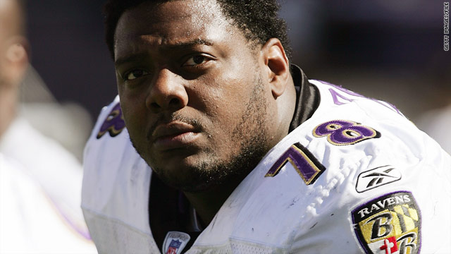 Former NFL lineman Orlando Brown dead at 40