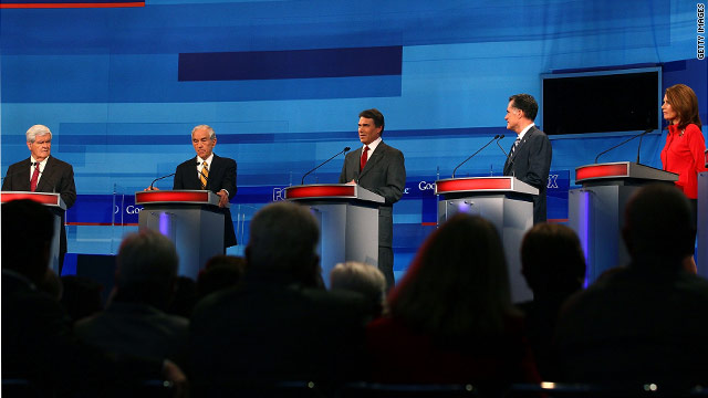 Four things we learned from Thursday's GOP debate