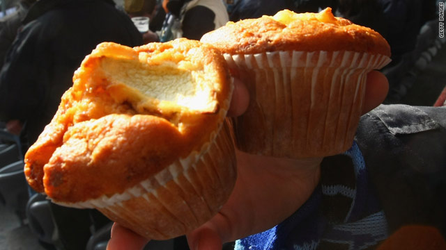 Hilton explains Justice Department's '$16 muffins'