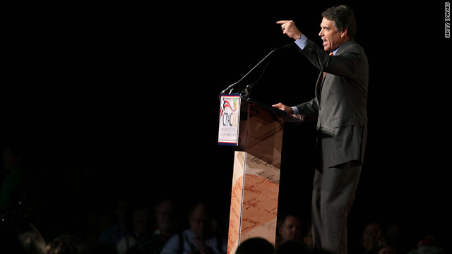 Did Perry's HPV vaccination claim ring true?