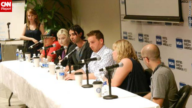 Writers' panel