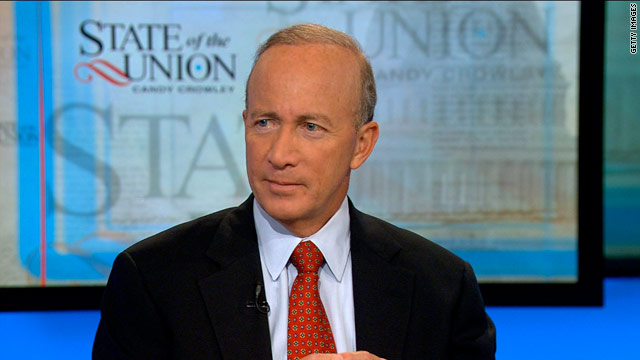 Daniels: President Obama is in 'desperate' political shape