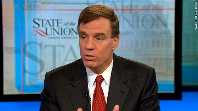 Sen. Warner says no to bid for Virginia governor