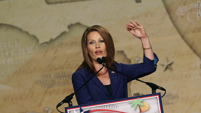 Bachmann keeps pushing GOP: Don't pick 'compromised' candidate