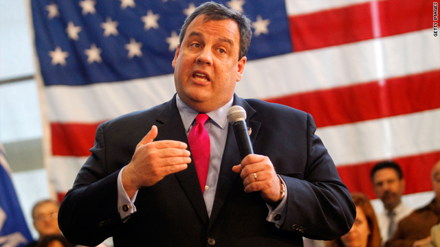Should Chris Christie join the Republican race?