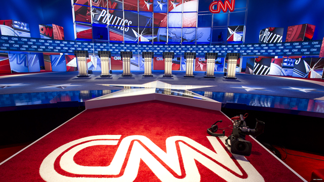 CNN, Facebook announce 'America's Choice 2012' partnership