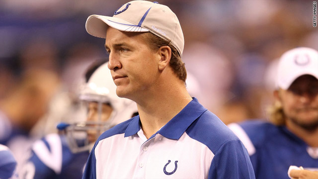 Manning likely out for year, Colts&#039; owner says