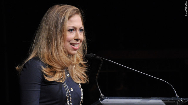 Chelsea's Clinton's new gig