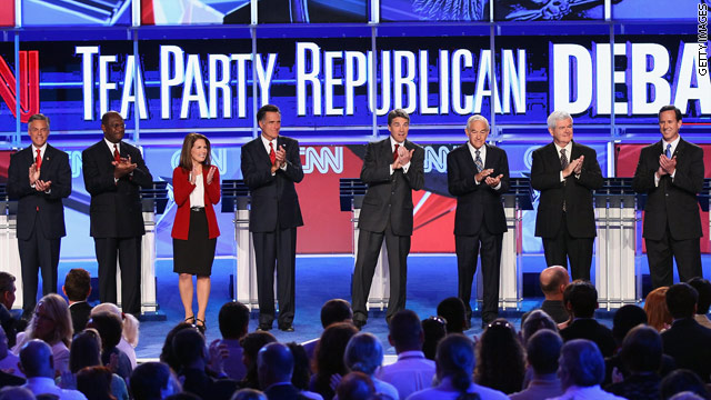 BLITZER'S BLOG: In GOP race, anything could happen