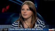 Jamey&#039;s Sister: Bullying continued after suicide