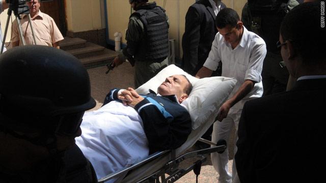 Mubarak's flawed trial
