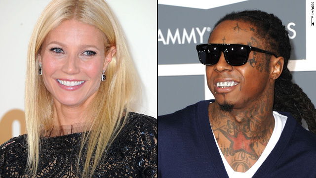 Birthday twins: Gwyneth Paltrow and Lil Wayne