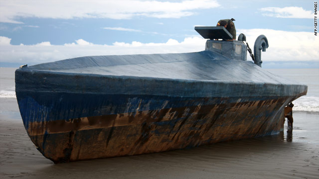 Two new narco subs found in Colombia
