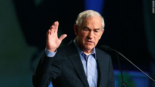 Rep. Ron Paul: The country is ripe for revolution