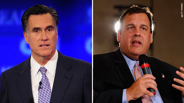 Romney on Christie: 'It'd be fun if he got in'