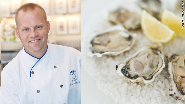 5@5 - Create the ultimate seafood platter