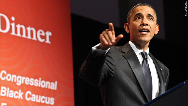 Obama's fiery speech to CBC defended