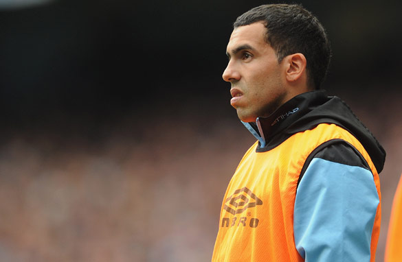 The controversial Carlos Tevez muses over his employment predicament.