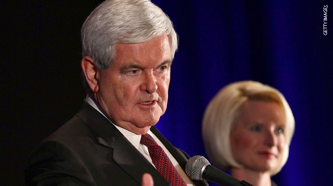 Gingrich commits to America in 21st Century Contract