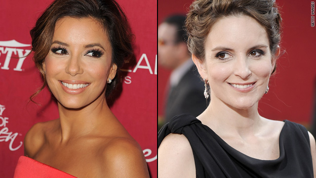 Eva Longoria and Tina Fey: Highest-paid TV actresses